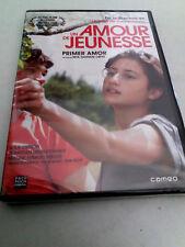 """DVD """"UN AMOUR DE JEUNESSE"""" PRECINTADO SEALED MIA HANSEN-LOVE LOLA CRETON"""