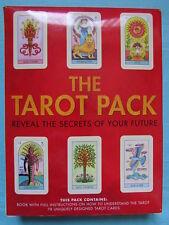 FAB *THE TAROT PACK* BEAUTIFUL DECK OF CARDS + FULL INSTRUCTIONS IN ORIGINAL BOX