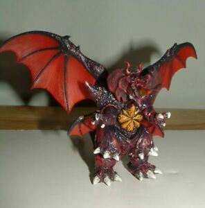 BANDAI Gashapon HG 1995 DESTROYAH Mini Figure Godzilla Series 10