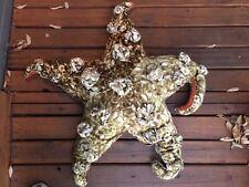 Rare KA STARFISH Large Plush Animal CIRQUE DU SOLEIL Ka MGM Grand Las Vegas