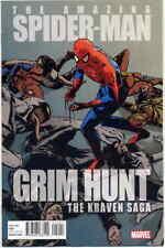 AMAZING SPIDER-MAN GRIM HUNT KRAVEN SAGA (2010 MARVEL PROMO) **BUY 2 GET 1 FREE