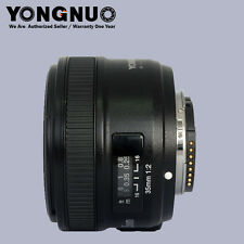 Yongnuo YN35mm F2 lens Wide-angle Large Aperture Fixed Auto Focus for Nikon EUB