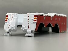 1/64 DCP RED/WHITE MILLER CENTURY BODY
