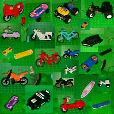 Lego Mini Figure Vehicle Accessory Scooter Atv Motorcycle Moped *You Choose*