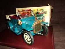 Vintage Toy Friction Old Timer Deluxe Tourer Car