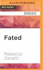Dark Protectors: Fated by Rebecca Zanetti (2016, MP3 CD, Unabridged)