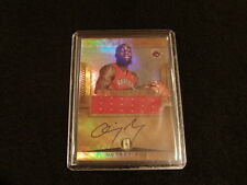 2012-13 Panini Gold Standard Quincy Acy Raptors RC Jersey On-Card Auto Rookie