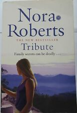 TRIBUTE by Nora Roberts ~ large Paperback 2008