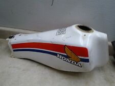 Honda CR XL XR TL TLR CB RS NS 50 125 250 wings for petrol tank left and right