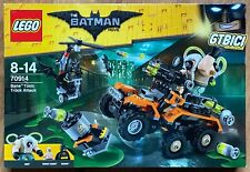 LEGO THE BATMAN MOVIE  `` BANE TOXIC TRUCK ATTACK ´´  Ref 70914  NUEVO