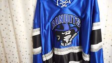 Nhl-Aaa Hockey St. Croix Bandits Authentic Jersey
