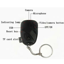 MICRO SPIA MACCHINA PORTACHIAVI CAMERA FOTOGRAFICA 808 USB CON microSD MICROSPIr
