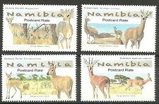 Namibia - Kleine Antilopen Satz postfrisch 2015 Mi.1511-1514