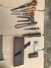 More details for tool collection vintage tools  great mix great items. see pics assortment