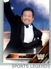 2016 Topps WWE #96 Tatsumi Fujinami