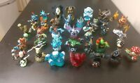 Lot Of Skylander Spyro's Adventure And Some Giants Set 35 Pieces Some Rares!