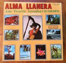 JUAN VICENTE  Torrealba Y Su Conjunto  ALMA LLANERA  Banco Largo QBL-2215 LP