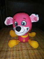 2015 Spin Master Nickelodeon Paw Patrol Red MARSHALL Dog Puppy Plush Stuffed