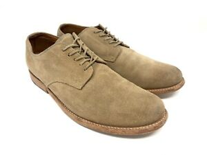 Walk-Over Vintage Collection ~ Suede Oxford