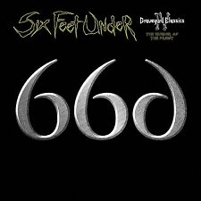 SIX FEET UNDER - GRAVEYARD CLASSIS IV: NUMBER OF THE PRIEST   CD NEU