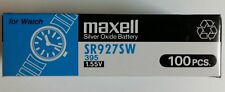 5pcs New Maxell SR927SW (395) Battery -(Free Shipping Worldwide) EXP.Date: 2020