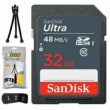 SanDisk 32GB Memory Card f/ Canon Powershot SX540 HS