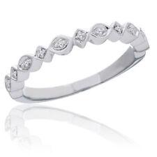 Anelli con diamanti anniversario diamante Misura anello 7