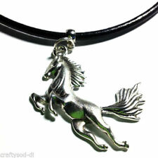 Animals Insects Leather Choker Costume Necklaces & Pendants