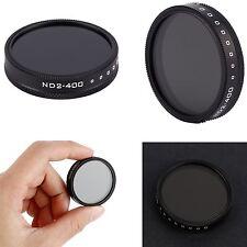 Slim Filter Lens Nd2-400 Adj 00004000 ustable For Dji inspire1 Osmo X3 Gimbal Camera