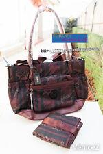 BNWT $349 MIMCO SPLENDIOSA Baby Bag Diper Nappy Satchel Shoulder