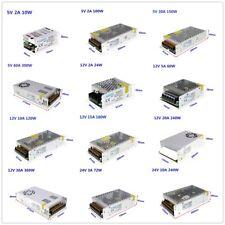 1Pcs DC 5V/12V/24V/36V/48V Regulated Switch Power Supply Driver LED CNC/Radio