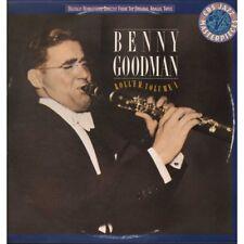 Benny Godmann Lp Vinile Roll 'Em Volume 1/ CBS 460062 1 Nuovo 5099746006211