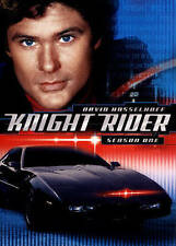 Knight Rider - Season 1 (DVD, 2014, 6-Disc Set) VG*