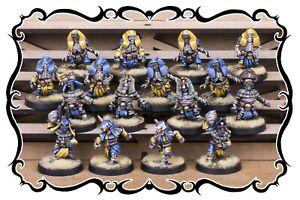FANTASY FOOTBALL - NEOMICS - Dwarf Tomb King Set 2 (16 miniatures)