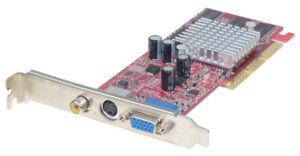 ATI Radeon 7000 AGP 64MB DDR AA-70000-T066 Carte Graphique