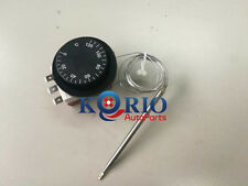 Universal Capillary Thermostat Radiator Thermo Fan Switch Control 0c-120c Range