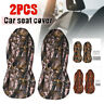 """Camouflage Camo Car Front Seat Cover Protector SUV Van Pickup Truck Off-Road """""""