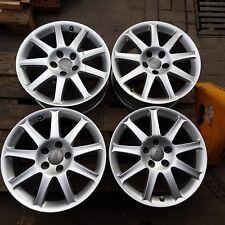 4x Audi Alufelge 7,5x17 ET45 5x112 4F0601025J  A6 4F