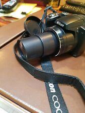 Nikon camera Coolpix P80 DSLR video camera bundle
