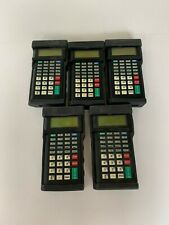 *Lot of 5* Worth Data T64 Portable Tricorders