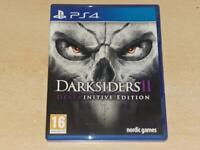 Darksiders II 2 Deathinitive Edition PS4 Playstation 4 **FREE UK POSTAGE**