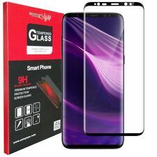 Protector Completo 4D para Samsung Galaxy S9 / S9+ Vidrio Templado 9H Ultra HD