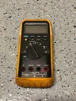 Fluke 87 Digital True RMS Multimeter - FOR PARTS or REPAIR