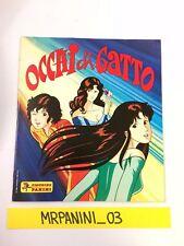 OCCHI DI GATTO - Panini 1986 - Album Vuoto-Empty - OTTIMO-VERY GOOD