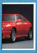 AUTO 2000 - SL - Figurina-Sticker n. 138 -MASERATI SHAMAL 3.2i TURBO 32V 2/2-New
