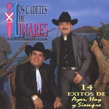 Cadetes De Linares : 14 Exitos De Ayer Hoy Y Siempre CD