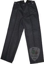 Feldhose Luftwaffe, fliegerhose M40, steingrau feldbluse, pants, trousers