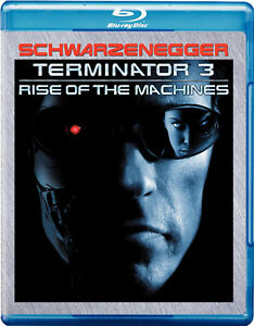 [Blu-Ray] Terminator 3 Rise of the Machines, T3, used