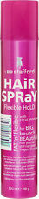 Lee Stafford Fat N Flexible Hairspray 200ml Styling/Hair/Hold/Memory/Style/NEW