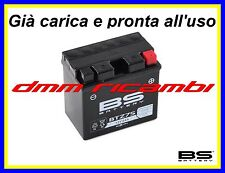 Batteria BS SLA Gel HONDA CBR 1000 RR 14>15 2014 2015 già carica pronta all'uso
